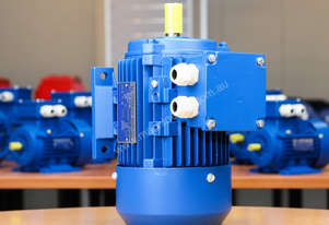 0.55kw/0.75HP 1400rpm 14mm shaft motor 3-phase