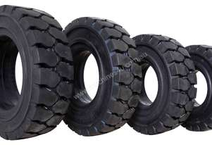NEW OLD STOCK Forklift Tyres 250/75 R12 SOLIDS