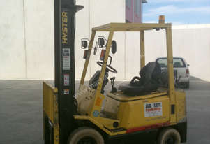 Hyster Forklift 1.75t Price Reduced!