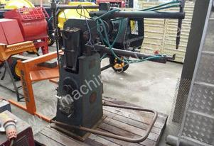 Emf   FOOT OPERATED SPOT WELDER