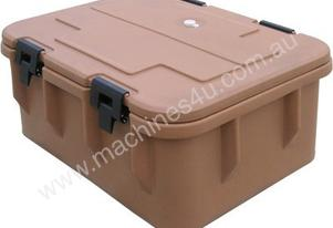 Insulated Top Loading Food Carrier - 80 Litres