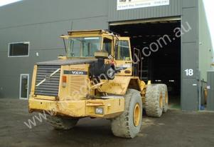 VOLVO A35C DISMANTLING