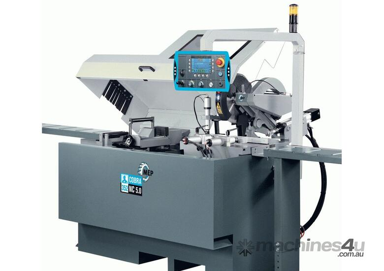 MEP COBRA 352 NC 5.0 Automatic Saw for non ferrous