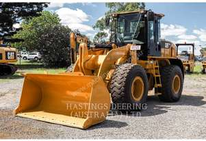 USED WHEEL LOADERS/INTEGRATED TOOLCARRIER 928HZ