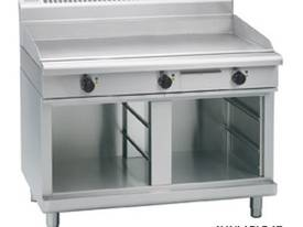 Waldorf 800 Series GP8120E-CB - 1200mm Electric Griddle - Cabinet Base - picture0' - Click to enlarge