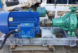 HEAVY DUTY INDUSTRIAL WATER PUMP