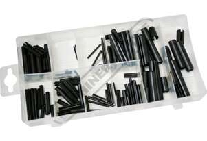 K72204 Metric Roll Pin Assortment 120 Piece