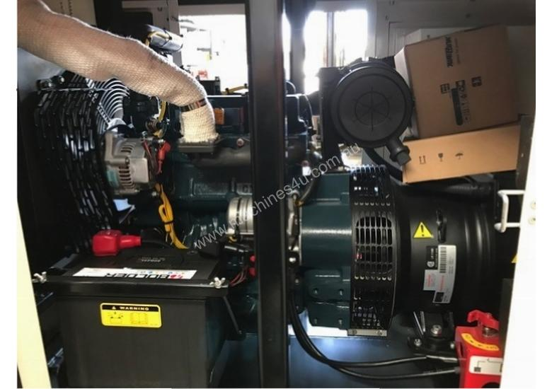 15kVA 3 phase generator set Powered by Kubota