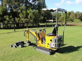 On Sale Tiger Mini Digger Ozziquip New GOLD COAST - picture1' - Click to enlarge