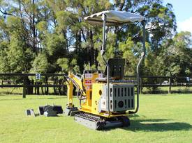 On Sale Tiger Mini Digger Ozziquip New GOLD COAST - picture9' - Click to enlarge
