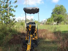 On Sale Tiger Mini Digger Ozziquip New GOLD COAST - picture14' - Click to enlarge