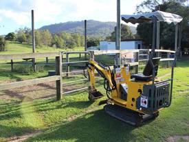 On Sale Tiger Mini Digger Ozziquip New GOLD COAST - picture18' - Click to enlarge