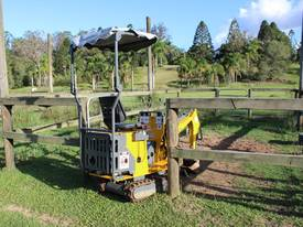 On Sale Tiger Mini Digger Ozziquip New GOLD COAST - picture19' - Click to enlarge