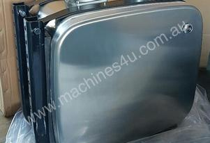 HYDRAULIC OIL TANK Rectangular Aluminium - 120L