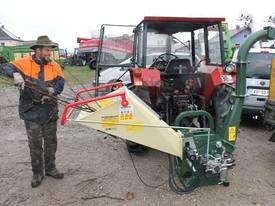 New Mulcher R225T Negri GOLD COAST - picture4' - Click to enlarge