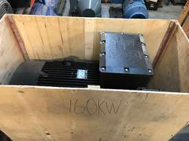 160 kw 220 hp 4 Pole 415 v AC Electric Motor - picture3' - Click to enlarge