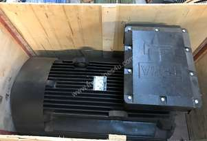 160kw 4 Pole 415v Tema AC Electric Motor