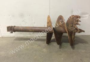 600MM DIGGA A6 AUGER 75MM SQUARE HUB SUIT 4-13T EXCAVATOR D795