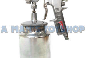 AIR SPRAY GUN SUCTION FEED 750ML