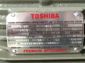 TOSHIBA TSH01 3Phase Premium Efficiency Induction  - picture4' - Click to enlarge