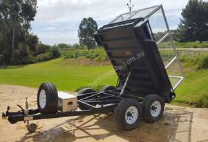 THOR TRAILERS - Made to order for Tundarri Custome