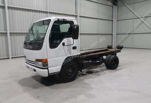 Isuzu NKR200 Cab chassis Truck