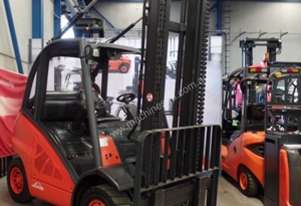 Used Forklift: H40T Genuine Preowned Linde