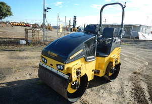 Unused 2016 Bomag BW120AD-5 Double Drum Vibrating