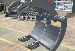 Roo Attachments Mechanical Grab 3 Ton