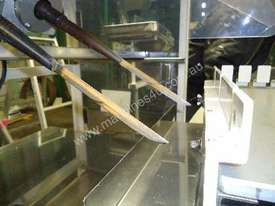 Rectangular Torte/Cake Cutter (Ultrasonic) - picture11' - Click to enlarge