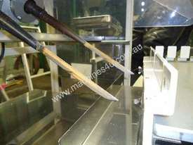 Rectangular Torte/Cake Cutter (Ultrasonic) - picture0' - Click to enlarge