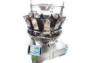 14 Head Multihead Weigher with 10.4