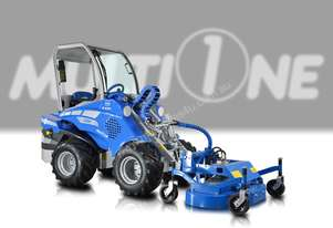 MultiOne Lawn Mower 100cm with mulching system