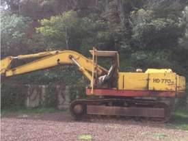 Excavator 20 Ton - picture1' - Click to enlarge