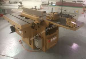 USED SCM 2000D 5 IN ONE COMBINATION
