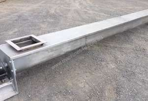 SS Screw Auger