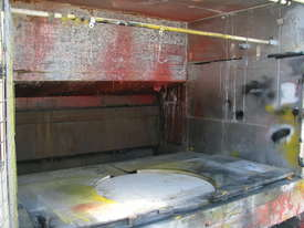 Large Spray Booth - picture2' - Click to enlarge
