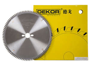Dekor TCT Carbide-Tipped Panel Saw Blade (Free Shipping) - 300x96Tx30x2.2mm