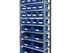 MSR-24 Industrial Modular Storage Shelving Package Deal 943 x 465.4 x 2030mm Includes 16 x BK-210 &  - picture0' - Click to enlarge