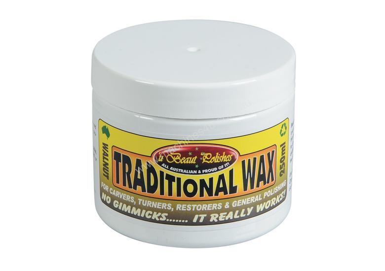 U-Beaut Walnut Wax - 250ml