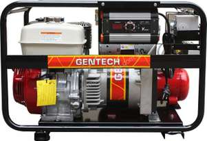 Gentech 4.4kVA Welder Generator Workstation, powered by Honda
