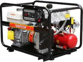 Gentech 4.4kVA Welder Generator Workstation, powered by Honda - picture20' - Click to enlarge