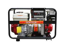 Gentech 4.4kVA Welder Generator Workstation, powered by Honda - picture3' - Click to enlarge