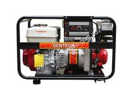 Gentech 4.4kVA Welder Generator Workstation, powered by Honda - picture15' - Click to enlarge