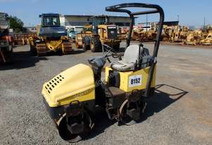 2011 Wacker RD11A Dual Smooth Drum Roller *CONDITIONS APPLY*