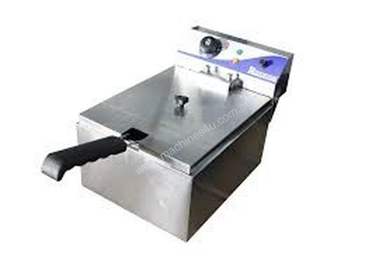 Royston Single Basket Fryer - 10 amp : FRY101-10