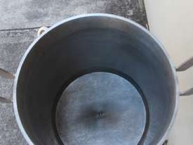 Stainless Steel Conical Tank - picture5' - Click to enlarge