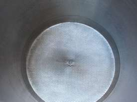 Stainless Steel Conical Tank - picture6' - Click to enlarge