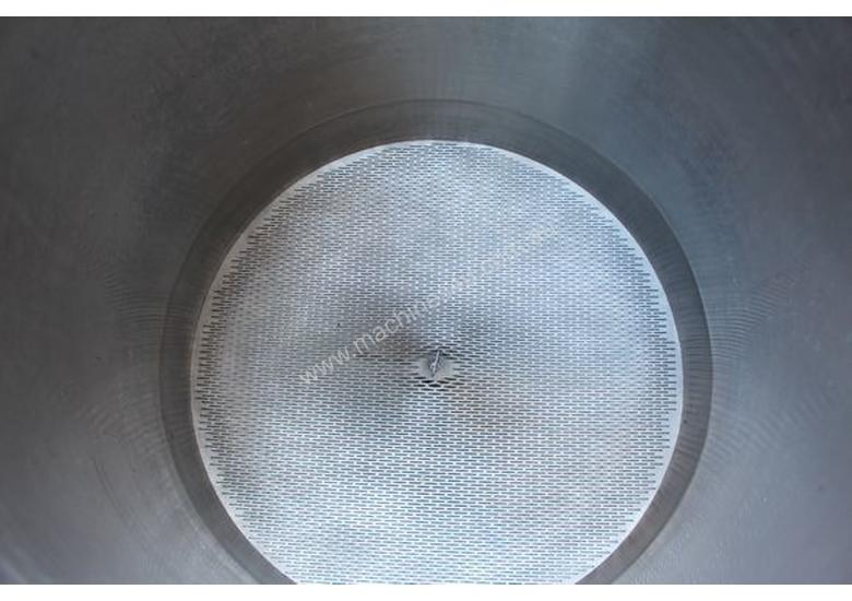 Stainless Steel Conical Tank