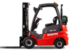 NEW 1.8T MANITOU DIESEL, CONTAINER ENTRY MAST FROM $17.50 + GST PER DAY - picture3' - Click to enlarge